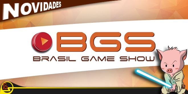 Release Brasil Game Show 2016 no site Bacon Side